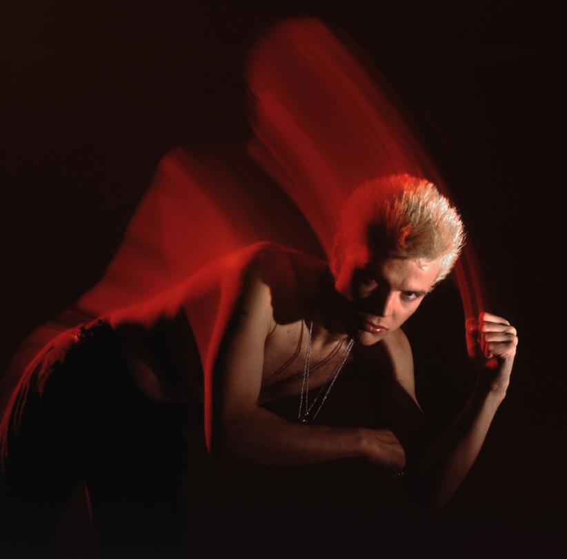 #BG019 Billy Idol