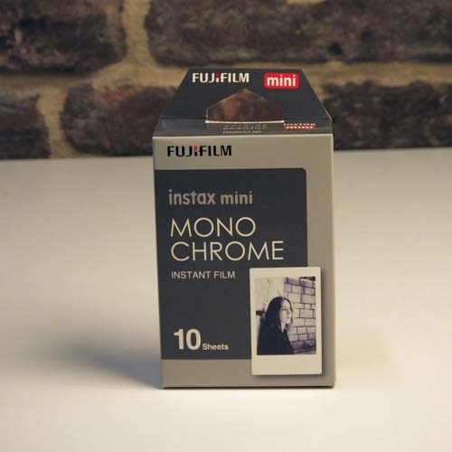 Fuji Instax Mini Monochrome Single Pack
