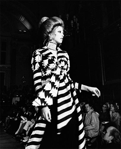 #MS026A London Fashion Week, 1970 (1st Edition)